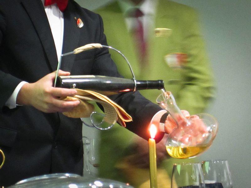 Tečaj SOMMELIER 1. STOPNJE, 11. januar 2018, hotel Lev
